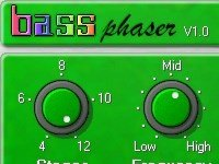 Bass Phaser screenshots