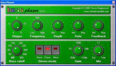 Bass Phaser