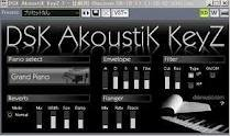 DSK AkoustiK KeyZ screenshots
