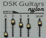 <b>DSK Guitars Nylon</b>
