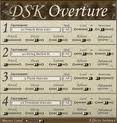 DSK Overture screenshots