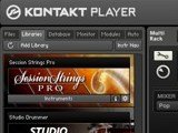 Kontakt 5 Player screenshots