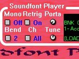 Safwan Soundfont Player screenshots